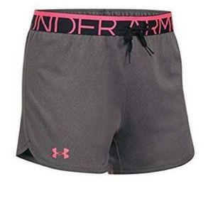 NEW Under Armour Women's Play Up Loose Short SZ XL